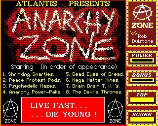 Anarchy Zone!